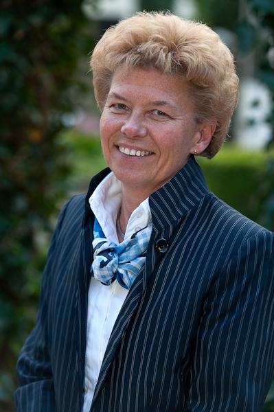 Foto Geerrette de Bonte - van de Weerd, uitvaartleider, uitvaartzorg